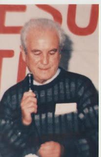 La Profesión Naturopática rinde homenaje a Diego Prieto Bueno en la onomástica de su nacimiento hace hoy 7 de febrero 91 años. Promotor de la profesionalización de la Naturopatía