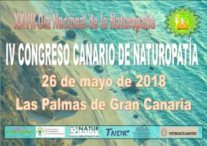 IV Congreso Canario de Naturopatía y XXVII Día Nacional de la Naturopatía @ AC.AF. Las Mahoreras